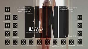 Plakat Blind