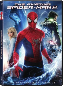 DVD-cover Spiderman 2