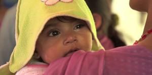 Stillbilde fra en webvideo MediaLT har synstolket for Norges Blindeforbund