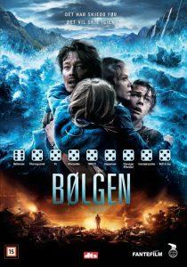 """Filmplaketen til """"Bølgen""""."""