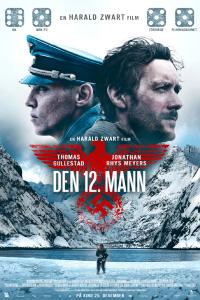 Filmplakat Den 12. mann.