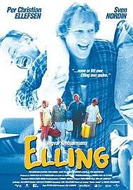 Filmplakat Elling.