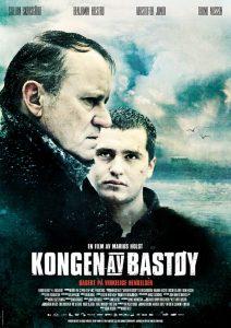 Filmplakat Kongen av Bastøy