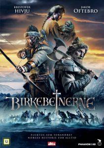 Filmplakat Birkebeinerne.