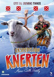 Filmplakat Ekspedisjon Knerten.